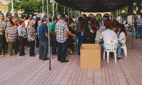 Los ciudadanos votaron sí a la Ratificación de Mandato