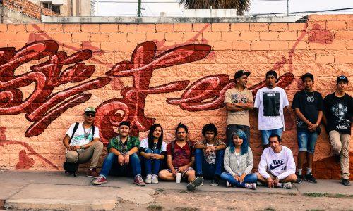 El graffiti para tejer comunidad