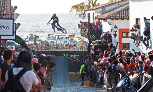 Downhill urbano en Puerto Vallarta