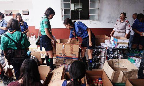 Muestra Jalisco músculo para apoyar a afectados por sismo