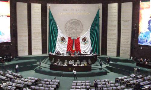 Morena presenta reforma para respaldar a AMLO
