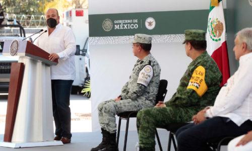 Ofrece Jalisco colaboración a gobierno federal