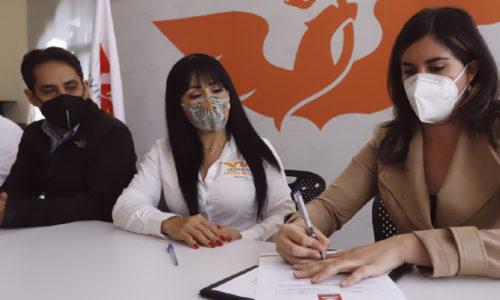 Crea Movimiento Ciudadano unidad contra violencia en razón de género