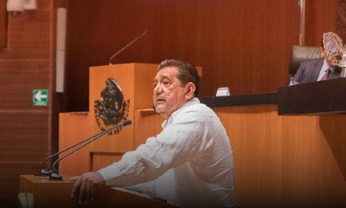 Busca volver Félix Salgado; INE sigue firme