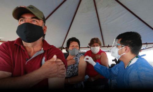 México podría tardar dos años en vacunar a toda la población
