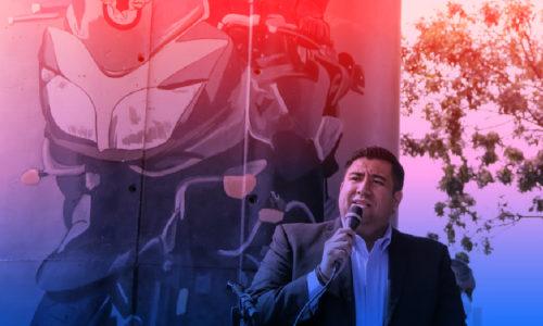 En Guadalajara, Vicky tiene un mural