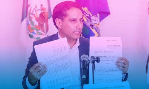 Movimiento Ciudadano denuncia a Morena por delitos electorales