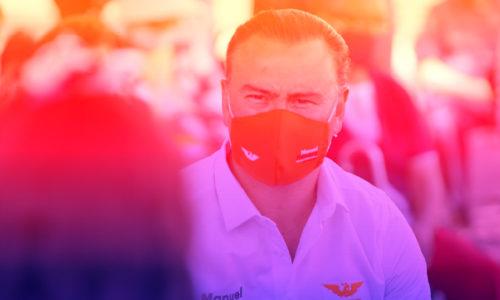 Manuel Herrera busca ser el diputado de la reactivación económica