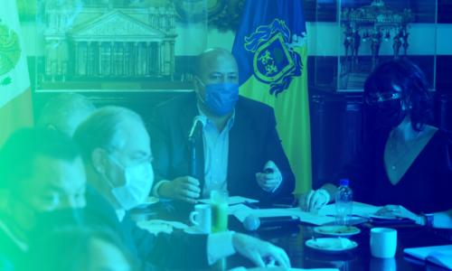 Ajustan el plan Jalisco ante la Pandemia 2021