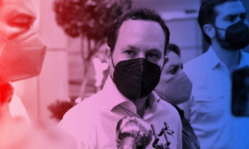 Van contra López-Gatell por su fallida estrategia de salud